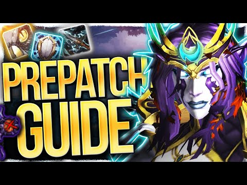 MUCH BETTER! Shadowlands Patch 9.0 GUIDE | What To Do, Class Changes, Stat Squish & MORE!