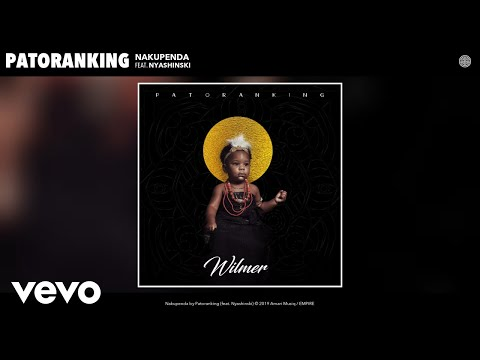 Patoranking – Nakupenda (Audio) ft. Nyashinski