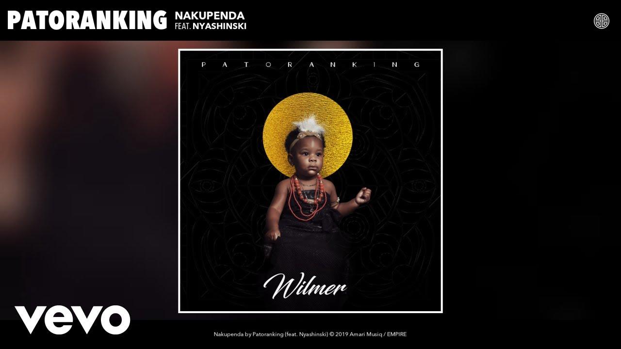 Download Patoranking - Nakupenda (Audio) ft. Nyashinski