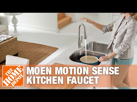 Moen 7594 Kitchen Touchless Faucet Review