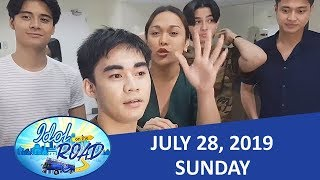 Idol on the Road Live Updates: Top 3 preparing for the Final Showdown | July 28, 2019