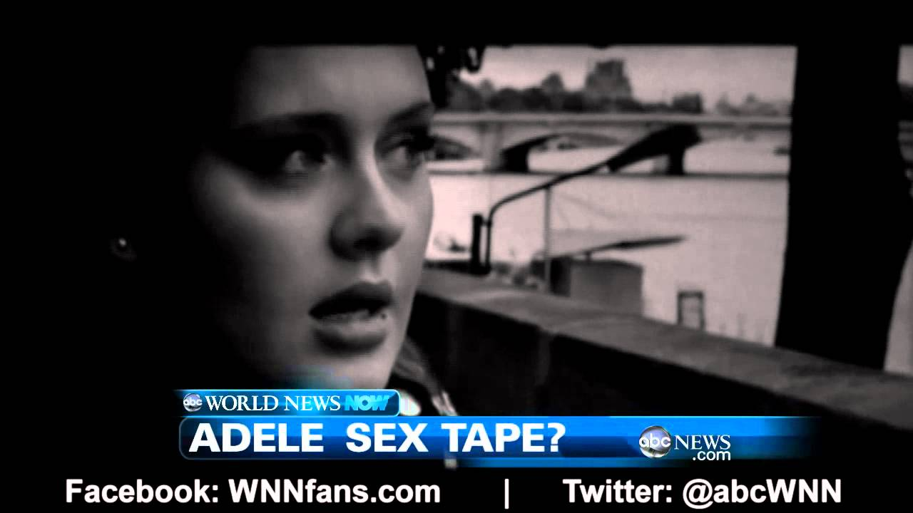 Adele Sex-Video