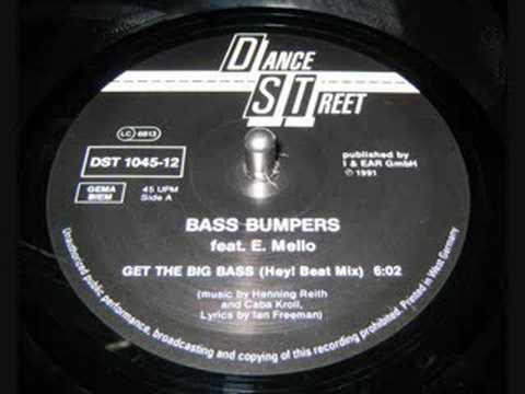 Bass Bumpers - Get The Big Bass