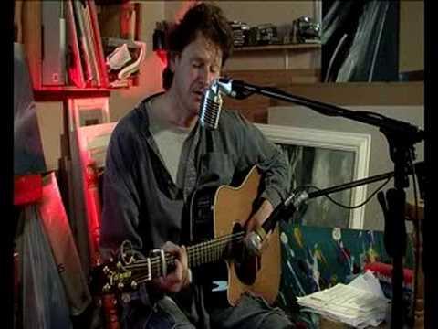 John Hurley - Nine Million Bicycles (acoustic)