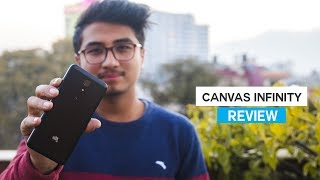 Micromax Canvas Infinity Review!