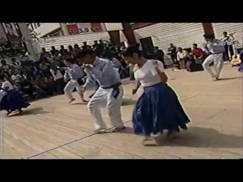 Genero FESTEJO danza de la a del Peru