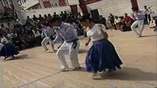 Genero FESTEJO   danza de la costa del Peru
