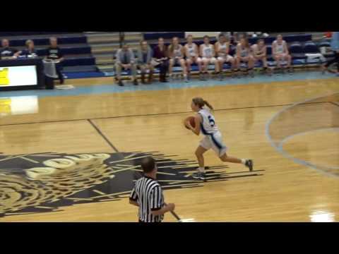 Alliance Aviators at Louisville Leopards Girls JV Basketball Highlights 1 21 2017