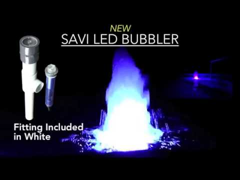 Next Step Savi Led Bubbler Youtube