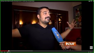 Bombay Velvet: Exclusive Interview of Anurag Kashyap on India TV