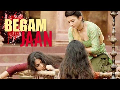 Begum Jaan Trailer FIRST LOOK - Vidya Balan, Naseeruddin Shah, Gauhar Khan