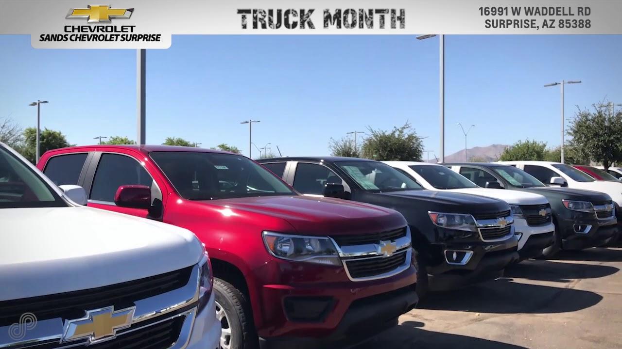 Sands Chevrolet Surprise Az >> Sands Chevrolet Surprise October Sps
