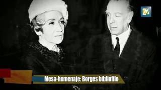 Video El amor y la pasión por los libros de Borges a 30 años de su muerte download MP3, 3GP, MP4, WEBM, AVI, FLV November 2017