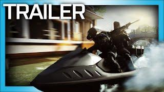 Battlefield 4 - Dragons Teeth Cinematic Feature Trailer (Fan Made)
