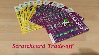 Scratchcard trade-off with tomtoon2014