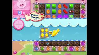How to beat level 1076 in Candy Crush Saga!!
