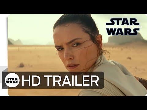 STAR WARS: The Rise Of Skywalker – Official Trailer (OV)