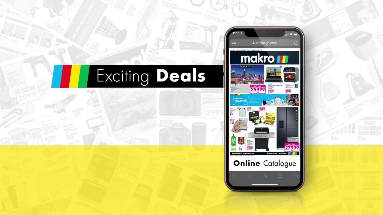 Promotional Catalogues Never Miss A Deal Makro Online Makro Online Site