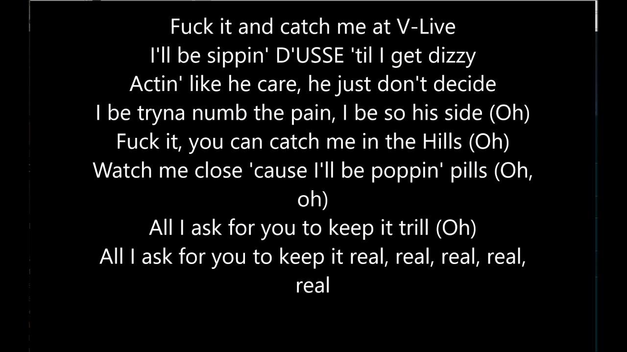 Summer Walker - Over It (Lyrics)