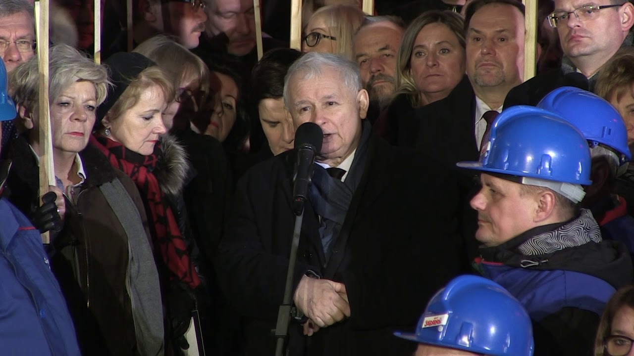 Jarosław Kaczyński – Wystąpienie Prezesa PiS na obchodach 36. rocznicy wprowadzenia stanu wojennego