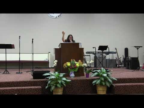 Hna Blanca Guerra- Jehova Es mi Pastor Salmos 23.