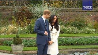 Что известно о помолвке принца Гарри
