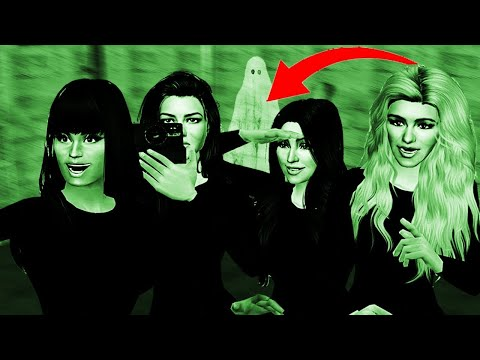 Ghost Hunting with the Kardashians
