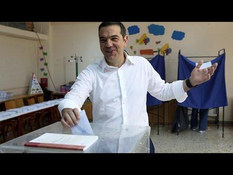 هل تنهي الانتخابات اليونانية حكم اليسار؟  - 11:53-2019 / 7 / 7