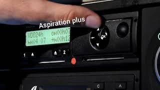 Тахограф в новому автомобілі Volvo FH 13 2018 р. в. Розглядаємо меню і його призначення._163