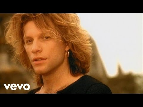 Bon Jovi - This Ain't A Love Song:歌詞+中文翻譯