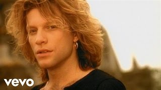 Bon Jovi - This Ain't A Love Song (Official Music Video)
