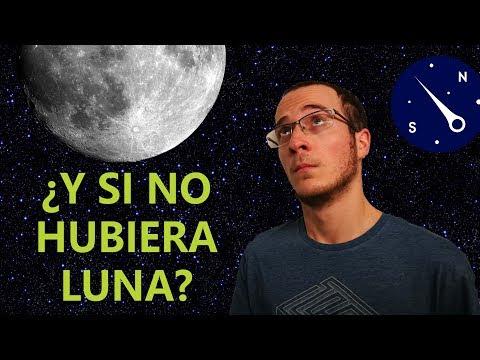¿Qué pasaría si la Luna no existiese? Las consecuencias de perder nuestro satélite