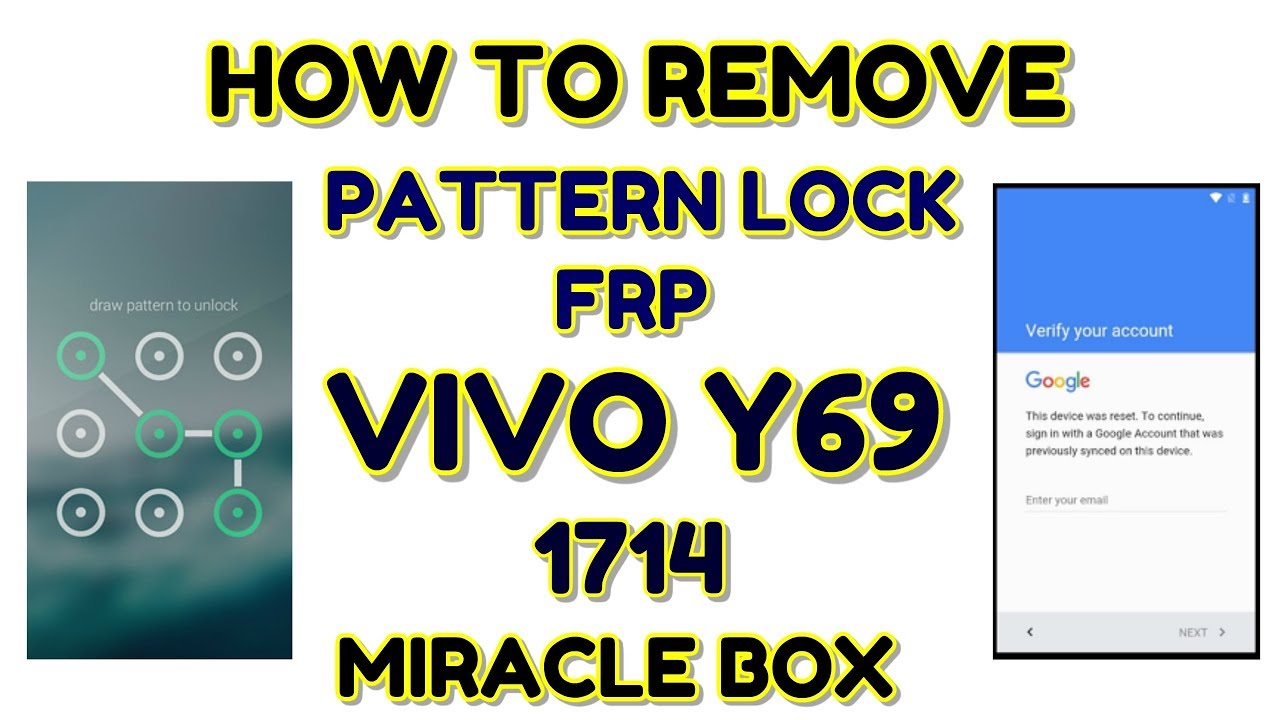 Vivo Y69 (1714) pattern lock,how to hard reset by J G M C Tech Solutions