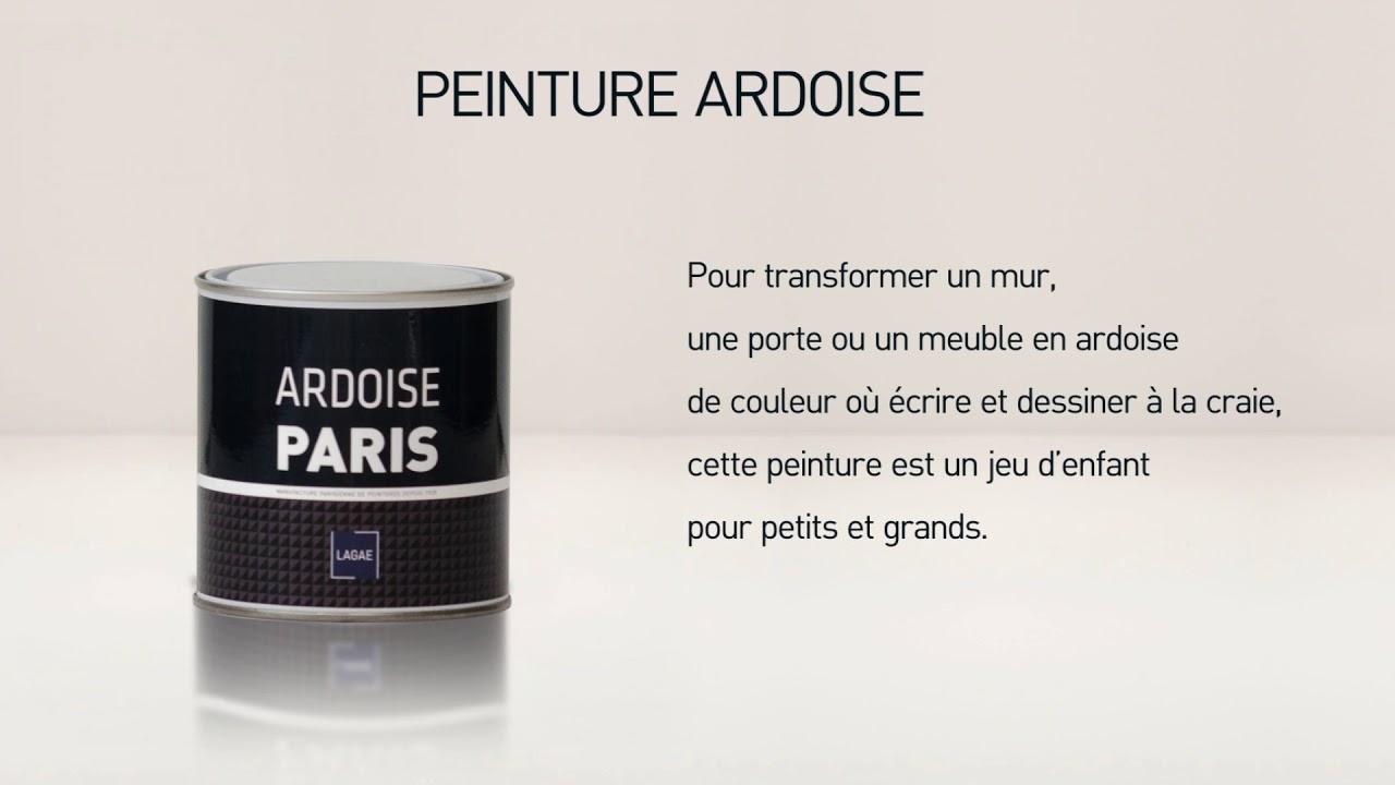 Peinture Ardoise Gamme Paris Peintures Lagae