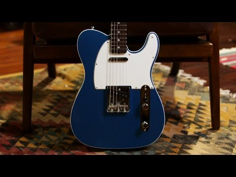 Fender American Original '60s Telecaster Electric Guitar