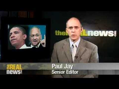 Patriotism and race - Obama disowns Wright (1 of 2)