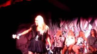 Jessica Wild Finger Fuck at Machine Club in Boston