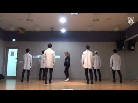 전민주 비별(Good Bye Rain) Dance Practice