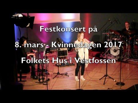 08 03 17 Kvinnedagen i Vestfossen
