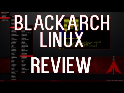 BlackArch Linux Review - Better Than Kali Linux?