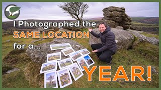 My Year Long Landscape Photography Project on Dartmoor