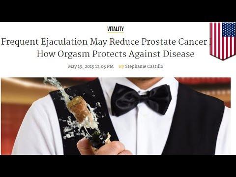 射精回数が多いと、前立腺がんのリスクが減少? 米の研究