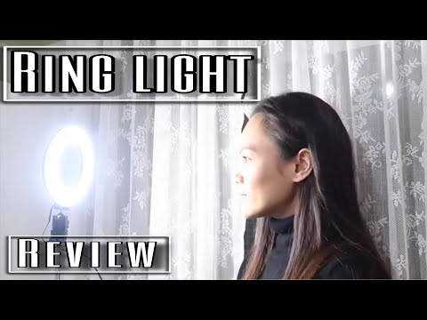 UNBOXING MY FIRST EVER RING LIGHT| TAGALOG REVIEW ~ super worth it😊
