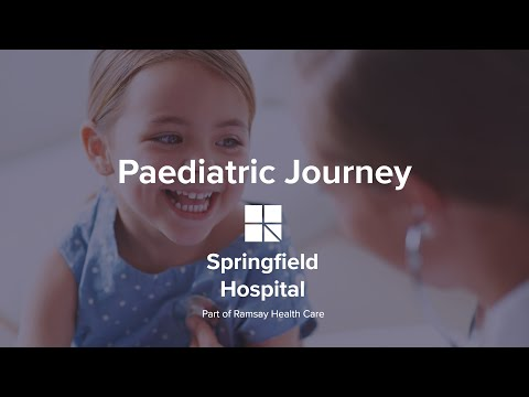Paediatric At Springfield Hospital