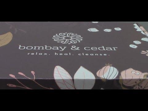 January's Bombay & Cedar Box