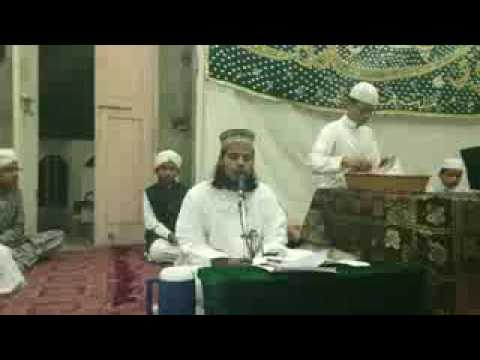 AAJ YUN ZIKR-E-GHAM TASHNA DEHAANI CHAHIYA BY MAQDOOM JAMALI ASHRAFI SAHAB (Rno.12)