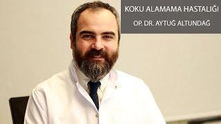Koku Alamama Hastalığı - Op  Dr  Aytuğ Altundağ