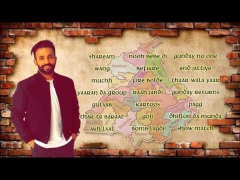 Best Of Dilpreet Dhillon   Audio Jukebox   Latest Punjabi Songs Collection