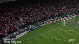 Best Goals in Manchester United History Last Minutes ●Fergie Time