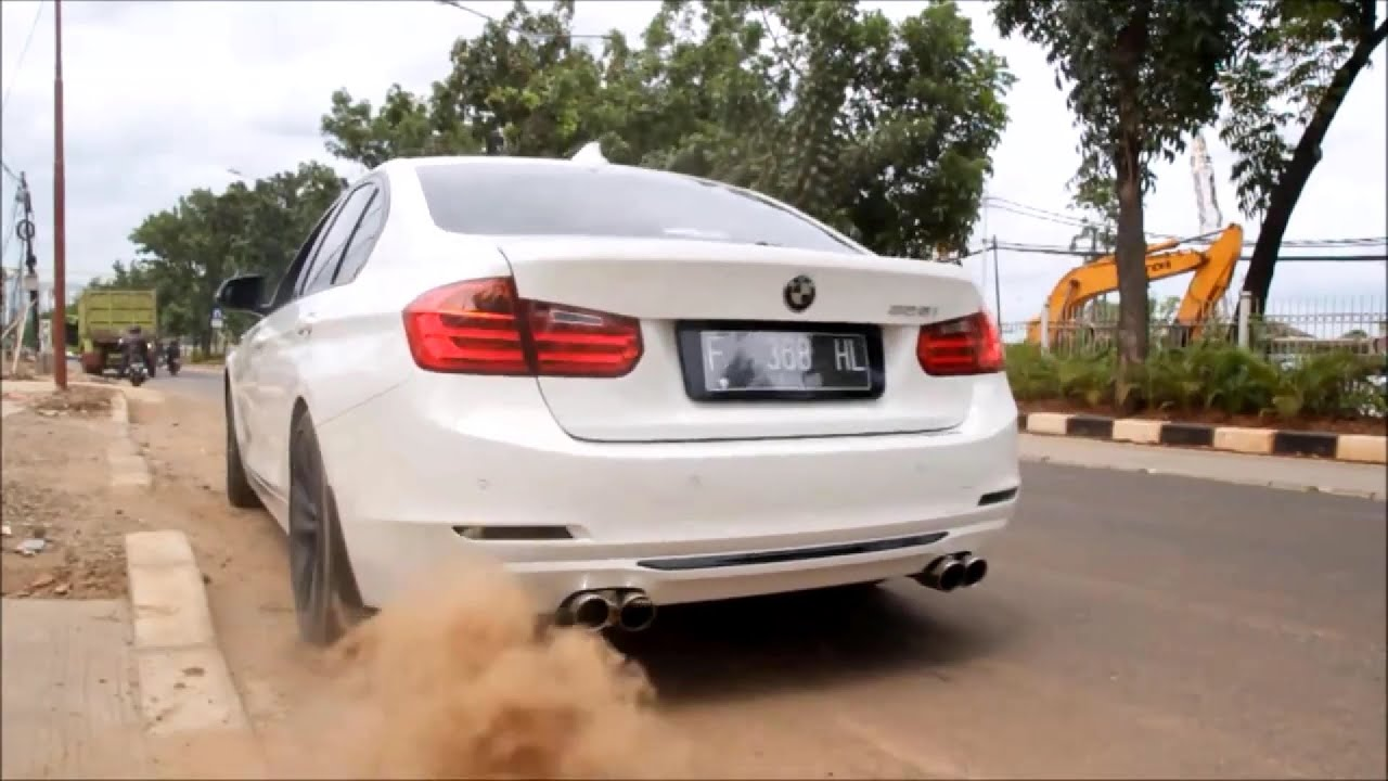 BMW 328I Gt >> BMW F30 328i 320i with Armytrix Exhaust Speed Buster ...